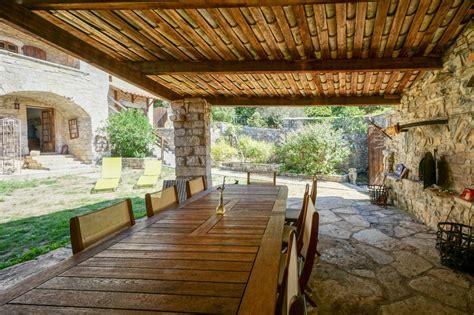 maison 224 vendre en rhone alpes ardeche labastide de virac impressionnante maison de vacances