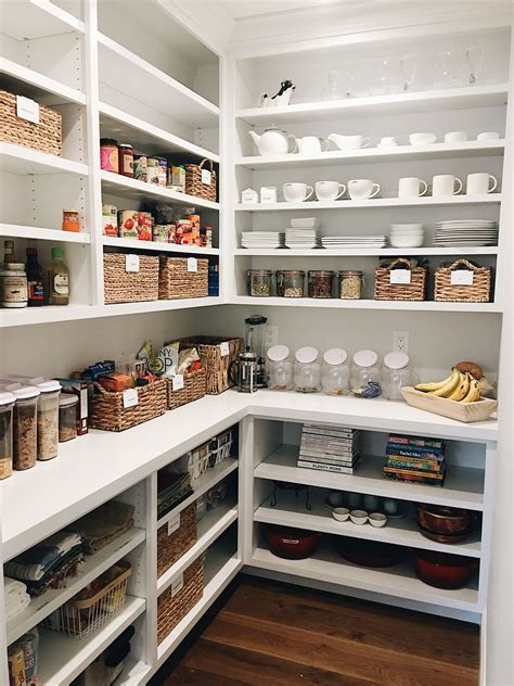 Storage Pantry by Pantry Goals Food Pantry In 2019 Kitchen Organization