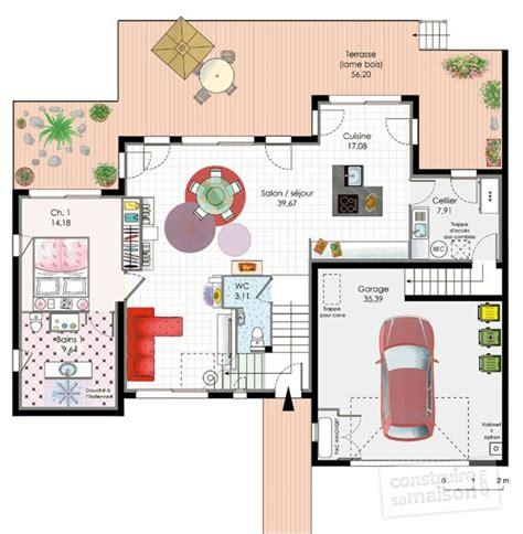faire plan de maison gratuit plan de maison gratuit en ligne maison with faire plan de