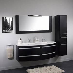 Meuble Salle De Bain Gris : vasque salle bain pas cher ~ Preciouscoupons.com Idées de Décoration