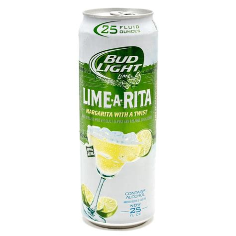 bud light lime a rita case price bud light lime lime a rita 25oz can beer