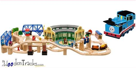 thomas and friends tidmouth sheds deluxe roundhouse train