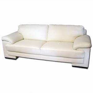 canape angle cuir blanc miliboo canap d 39 angle en cuir With tapis oriental avec poltron canape cuir