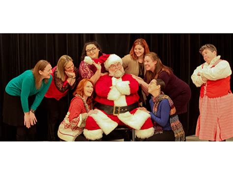 'a Very Kelsey Christmas' Features Holiday Cheer And Lots Of Tunes At Mccc's Kelsey Theatre Dec