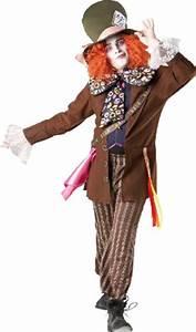 Hutmacher Alice Im Wunderland : coole halloweenkost me und karnevalskost me ~ Watch28wear.com Haus und Dekorationen