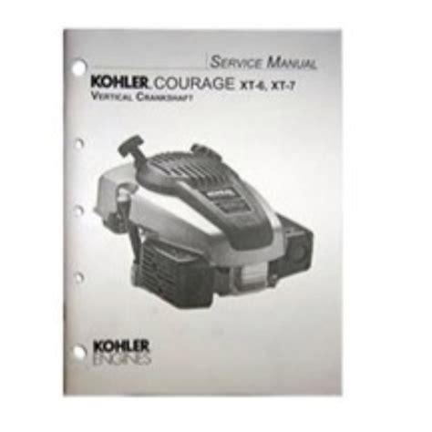 kohler couage xt  xt  service manual tp