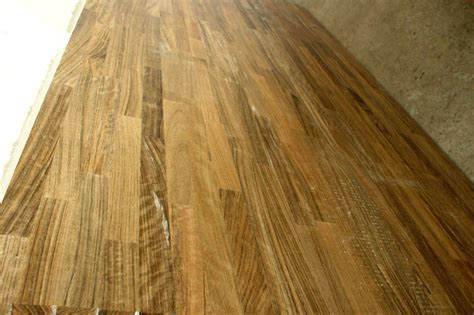 Ovangkol Wood Worktops   Jieke Wood