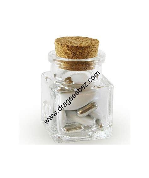 96 petits pots en verre carr 233 de qualit 233 pour votre mariage