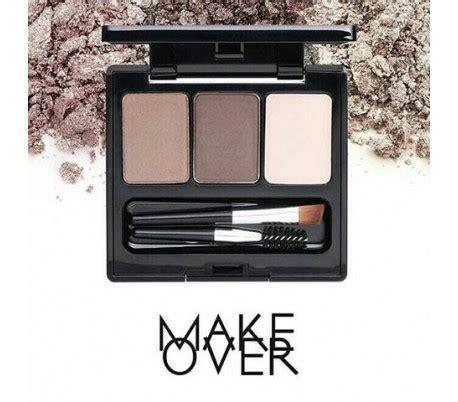 Harga Brow Definition Kit Makeover halal cosmetics singapore makeover eye brow definition