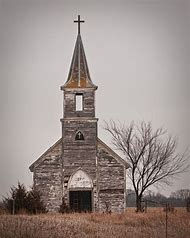 Beautiful Old Abandoned Churches