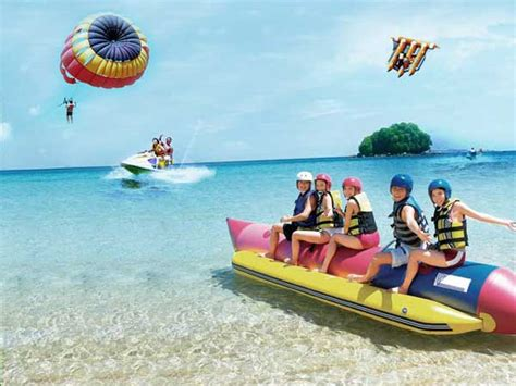 Bali Tanjung Benoa, The Beach Of Water Sports