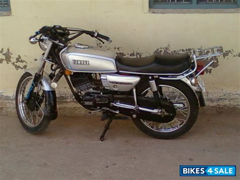 second yamaha rx 135 in bangalore hi i am selling my bike any one intersted can call me