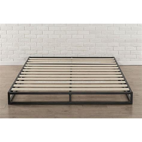 bed frame slats size 6 inch low profile metal platform bed frame with