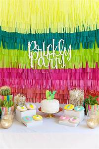 DIY CACTUS PARTY - Tell Love and Party