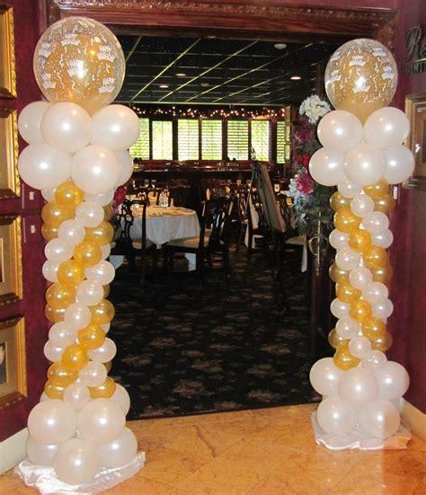 event decorating company 50th birthday golden celebration