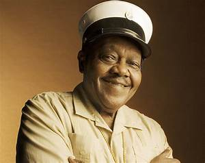 "Fats Domino Cause Of Death: How Did Antoine ""Fats"" Domino ..."