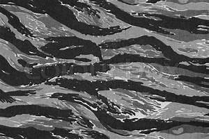Urban tigerstripe camouflage fabric texture background ...