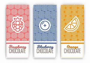chocolate packaging design vector free download With design packaging online free