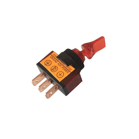 Lighted Duckbill Toggle Switch Mgi Speedware