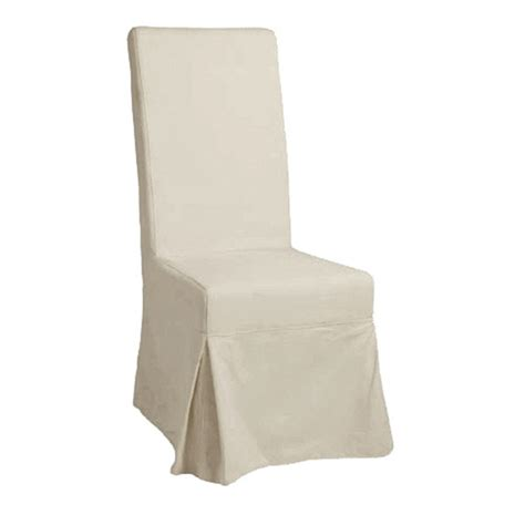white slipcovered chair white slipcovered dining chair large and beautiful