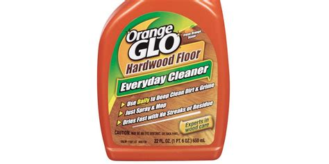 Orange Glo Hardwood Floor Kit by Orange Glo Hardwood Floor Everyday Cleaner Review