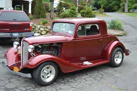 1933 Chevrolet 3 Window Coupe Masterhtml  Autos Post