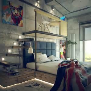 Decorative Bedroom Loft Plans by Bedroom Interior Design Loft Bedroom House Interior