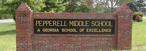 pepperell middle school homepage