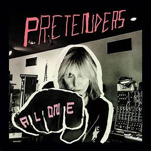 Alone by Pretenders - Music Charts