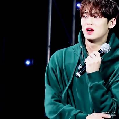 Idols Crying Male Mingyu