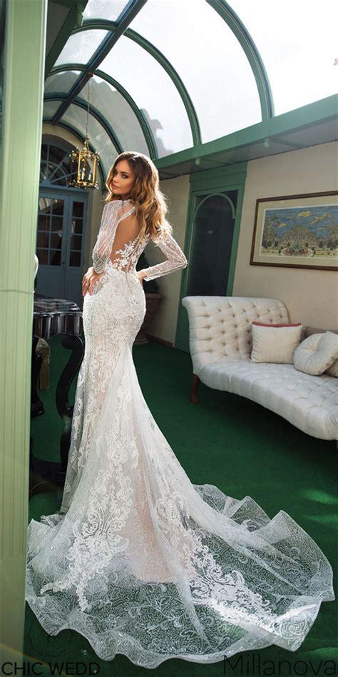 milla nova  wedding dresses collection chicwedd
