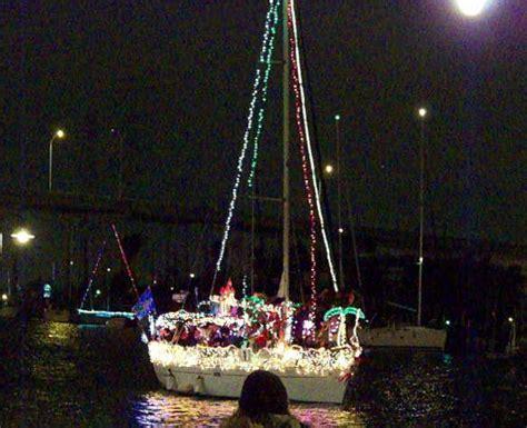 Boat Lights In Kemah by Lezlie S World Kemah Boat Parade 2011