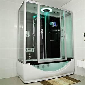 Badewanne Mit Dusche Und Whirlpool : dampfdusche whirlpool limnos 170cm x 90cm duschen dusche mit whirlpool ~ Bigdaddyawards.com Haus und Dekorationen