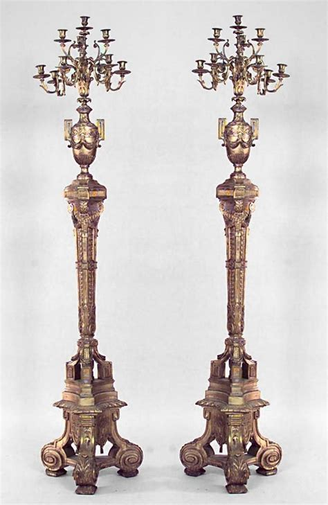 floor candle holders 50 best images about floor candlesticks on