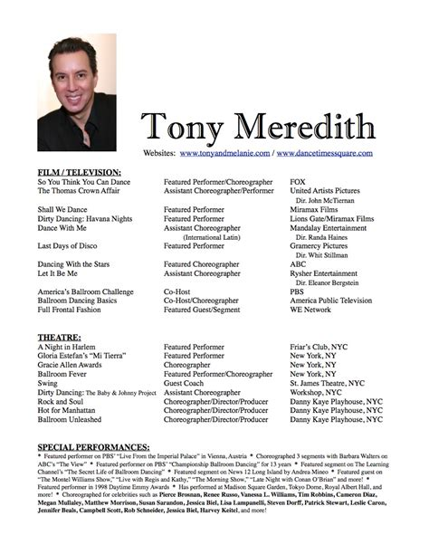 Resume Photo by Resumes