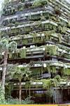 Vertical garden, Barcelona, Spain. | City / Country vertical garden in barcelona