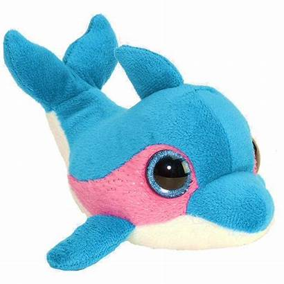 Dolphin Beanie Stuffed Animal Boos Sweet Sassy