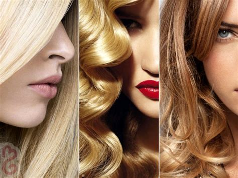 Different Types Of Hair Color by Blond Hair Color Metro Hair Designs