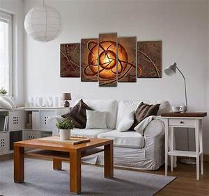 Tableau Plusieurs Panneaux : tableau africain peinture multiple artwall and co ~ Teatrodelosmanantiales.com Idées de Décoration