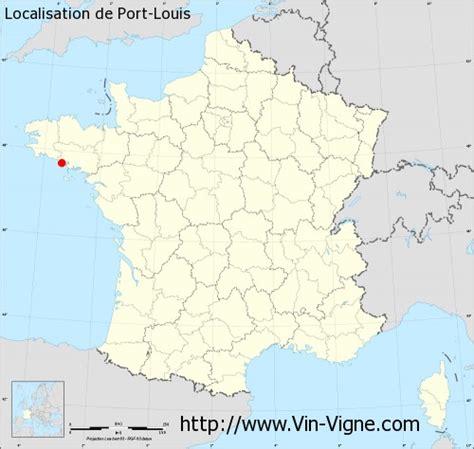 ville de port louis 56290 informations viticoles et