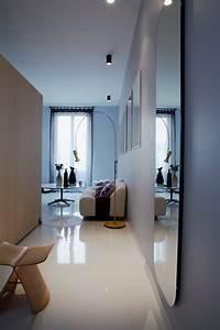 Miroir Pour Entrée : 7 fa ons d agrandir l espace avec un miroir marie claire ~ Teatrodelosmanantiales.com Idées de Décoration