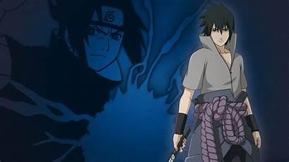 Sasuke Naruto Anime Uchiha 4k Wallpapers Background