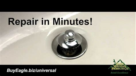 pop up drain stopper assembly bathtub stopper drain installation universal nufit
