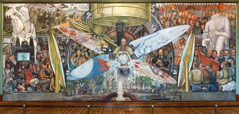 Diego Rivera's Psychedelic Rockefeller Center Mural Was. Death Banners. The Flash Murals. Banner Open Source Banners. November 11 Signs. Cnc Signs. April 26 Signs. Killer Signs. Housing Society Banners