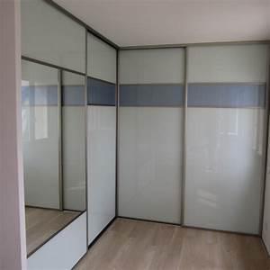 Porte Coulissante Miroir Sur Mesure : porte placard coulissante miroir sur mesure ~ Premium-room.com Idées de Décoration