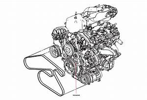 2006 Toyota Avalon Serpentine Belt Diagram