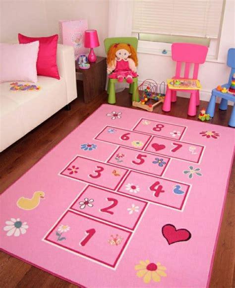 tapis chambre de fille tapis pour chambre de fille tapis rond sigikid sur le
