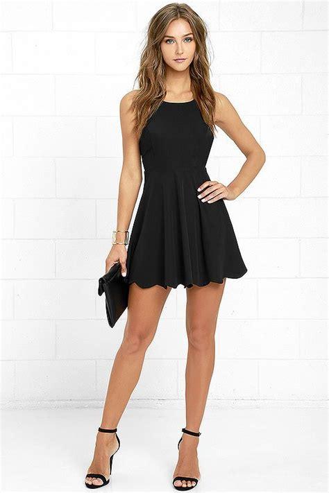How to wear a little black dress - worldefashion.com