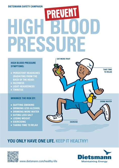 light headed blood pressure hse caign healthy life dietsmann operation and