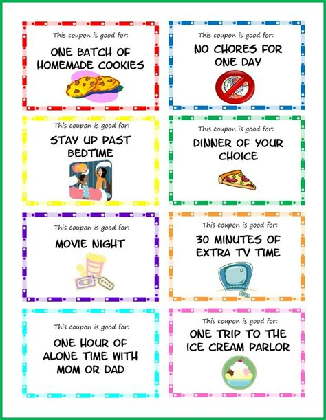 07043 Make Your Own Coupons Free by Printable Kid Coupons